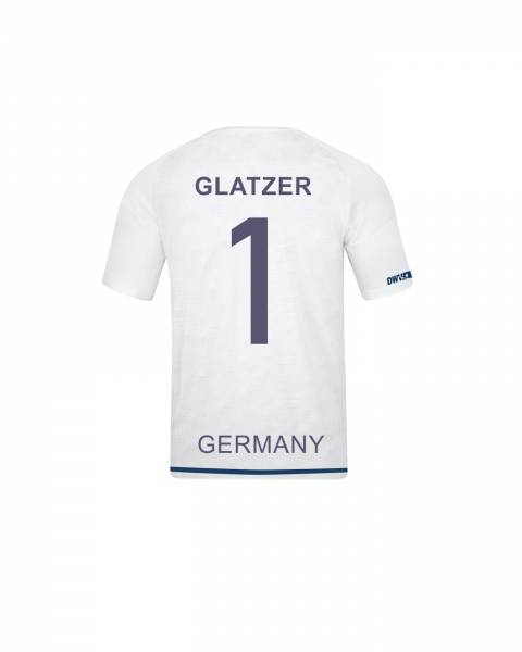 Leon Glatzer Olympia-Shirt