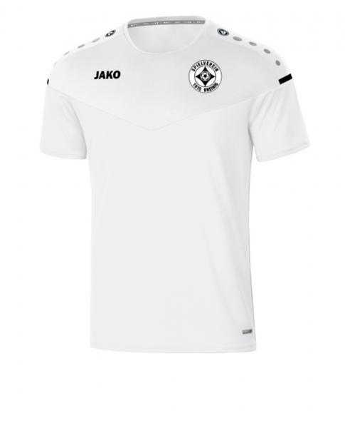 Trainings-Shirt Champ Weiß