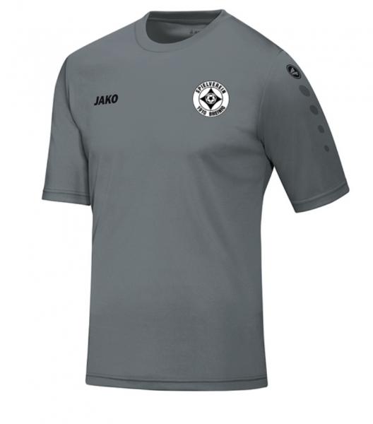 Trainings-Shirt Steingrau